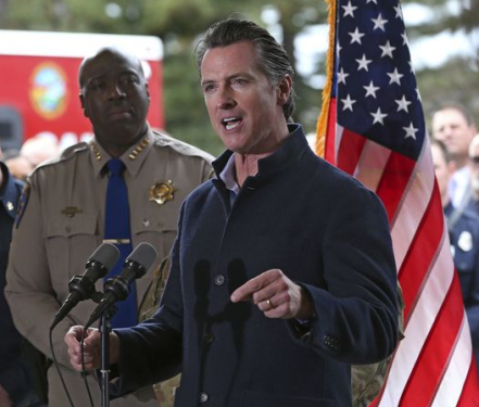 Newsom Proclamation
